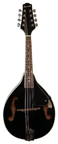 Savannah SA-100-BK A-Model Mandolin, Black by Savannah. $101.53. Finally, an easily affordable mandolin that looks and sounds great!  But, don't be fooled by the price, our A-Model mandolin has good, clean workmanship and a bright sound.  It is sure to have great sell-through success at this low price.