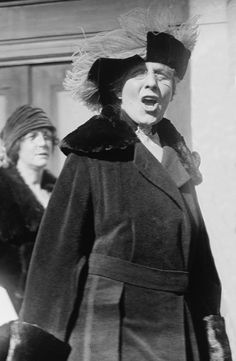 First Lady Florence Harding 1860-1924
