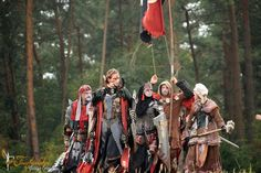 Conquest Of Mythodea, Story Inspiration, Larp, Live Action, Warfare, Medieval, Archive, Fantasy, Album