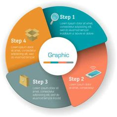 3D Graph Design for Infographic
