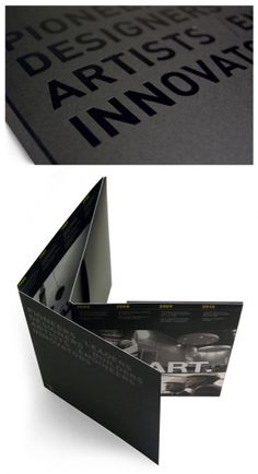 35 Creative Presentation Folder Designs for Identity Branding | You the Designer — Designspiration