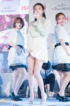 IU STUDIO :: 150515 아이소이 페스타 아이유 사진 by 미스터신iu #kpop #legs #kpoplegs