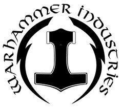 Warhammer Industries Logo