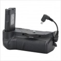 Vertical Camera 7.2V Li-ion Battery Grip for Nikon D5100 / D5200 - Black