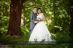 Wedding photographer for Bartle Hall weddings.