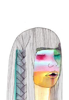 Irana Douer. a favorite artist from Argentina.