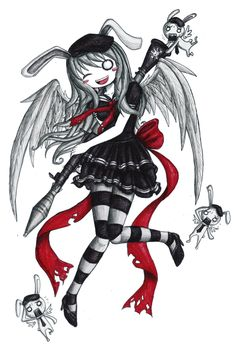 Maybe she's not emo, but she's just awsome and cute