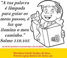 Baú de Recursos para o Ministério Infantil: versículos