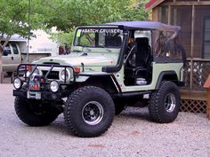 Daily Driving an FJ40 - Page 2 - Expedition Portal