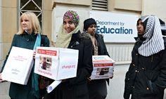 Muslim Council of Britain says female genital mutilation is 'un-Islamic' (The Guardian, 23 June 2014)