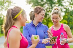 Celebrate National Women's Friendship Month with 158.6 Million Friends.  #Friends are an important support framework while you are pursuing #healthy goals.  Take time to show them how much you appreciate them this month!