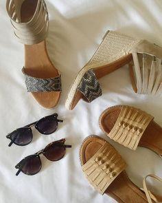 @stylethislife is ready for #fun in the #summer #sun with her #bearpaw #calla and #amelia #sandals and #sunnies!  #bearpawstyle #love #beautiful #sky #bearpaweurope #bearpawlatam #bearpaw_kr #bearpawmongolia