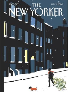 The New Yorker - January 9, 2006 Cover By ?