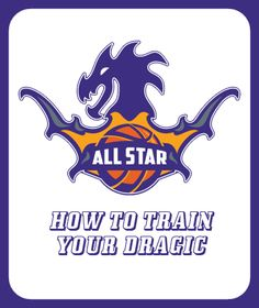 Fantasy basketball team logo