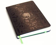 Evernote Smart Notebook moleskine - dear GOD. They've joined forces. Is this what Ray Kurzweil meant by the Singularity?