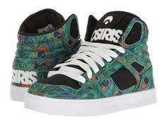 Osiris - Clone (Peacock) Women's Skate Shoes