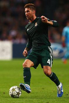 Sergio Ramos Photo - Ajax Amsterdam v Real Madrid - UEFA Champions League