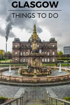 Things to do in Glasgow Recommended by a local. Things to do, where to eat, what to buy and all the information you need to plan your trip to Glasgow