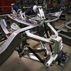 "Roadster shop FAST TRACK ""Elite Series"" mustang suspension setup"
