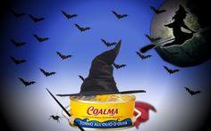 Happy Halloween!! Anche Coalma si traveste :)