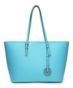 This Blue Brie Tote by Amore is perfect! #zulilyfinds