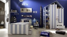 Cool Marine Decorations for Kids' Bedroom