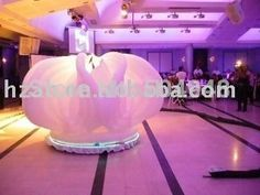 Wedding Inflatable Flower with Light Sale Only For US $465.00 on the link