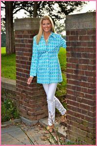 Skirtin Around Spring Cotton Coat