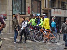 Adoquines y Losetas.: Ciclistas