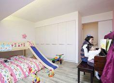 【親子兒童房設計500】學習才藝為主的親子兒童房設計