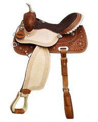 Double T Barrel Saddle - #212   Horse Saddle Corral