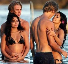 Excuse me Vanessa, but could I borrow that guy for . . . a month . . . or six?