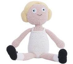 sebra rose doll