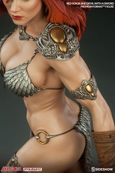 Red Sonja Red Sonja She-Devil with a Sword Premium Format(TM | Sideshow Collectibles