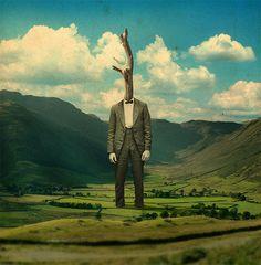 The Surreal Collages of Joseba Elorza surreal illustration digital collage