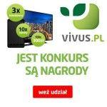 Trwa Promocja Vivus - weź pożyczkę gratis i wygraj telewizor, tablet lub gotówkę. Firma z początkiem maja uruchomiła konkurs, w którym może wziąć udział każdy, Klient Vivusa, który weźmie pożyczkę. Nagrodami w konkursie są 3 telewizory Samsung, 10 tabletów ASUS oraz 100 nagród