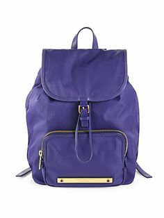 Marc by Marc Jacobs - Baby Got Nylon Backpack - the perfect bag for lugging the laptop around all day