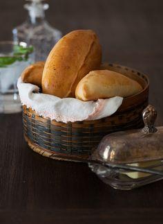 "Russian Monday: ""Pirozhki"" - Baked Stuffed Pies #russian, #recipes, #appetizer, http://www.melangery.com/2013/07/russian-monday-pirozhki-baked-stuffed.html"