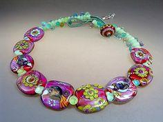 Glass Beads Daily: Artisan Lampwork Beads and Jewelry 1.13.14