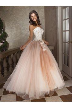 Quinceañera Ball Dress Sweet Sixteen Dress Designer Style MBD8234