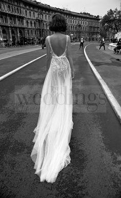 E' nata una nuova stella nel firmamento della moda sposa!