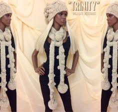 Купить или заказать Молодёжный шарф 'Trinity' от Olga Lace в интернет-магазине на Ярмарке Мастеров. Вязаный шарф 'Trinity' от Olga Lace. Связан из мягкой и теплой 100% шерсти ровницы. Подходит к стилю casual. Цвет - бежевый, натуральный. Длина шарфа - 286 см. Стоимость шарфа 4500 руб.