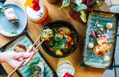 This Vietnamese inspired eatery has so many different options for you to choose from it will be hard to decide on just one dish. The perfect spot to go with a few friends and family, especially if you want a to share a few smaller dishes around!
