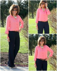 Easter Sunday is quickly approaching so I thought I would share what I'm wearing to church. It's Day 25 of my 28 Days of Spring Fashion.
