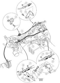 Club Car Throttle Cable Diagram | Wiring Diagram