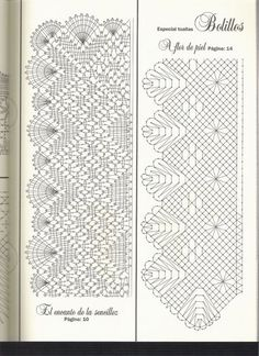 Bolillos&Bordados 12 (Nueva Epoca) Bargello Needlepoint, Bobbin Lacemaking, Bobbin Lace Patterns, Lace Heart, Lace Jewelry, Lace Detail, Weaving, Inspiration, Bobbin Lace
