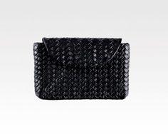 Leather Smartphone Clutch Braid – CROWDYHOUSE