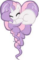 Sweetie Belle Heart Pony by pyrestriker