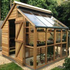 Unique Garden, Diy Garden, Dream Garden, Garden Modern, Balcony Garden, Garden Ideas, Garden Projects, Garden Farm, Garden Cottage