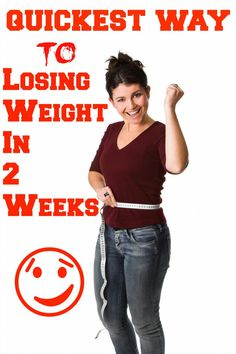 The Quickest Way To Losing Weight In 2 Weeks #weightloss #fitness